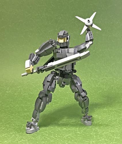 LEGO Robot NINJA-04