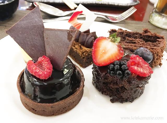 Mark's Dessert Plate