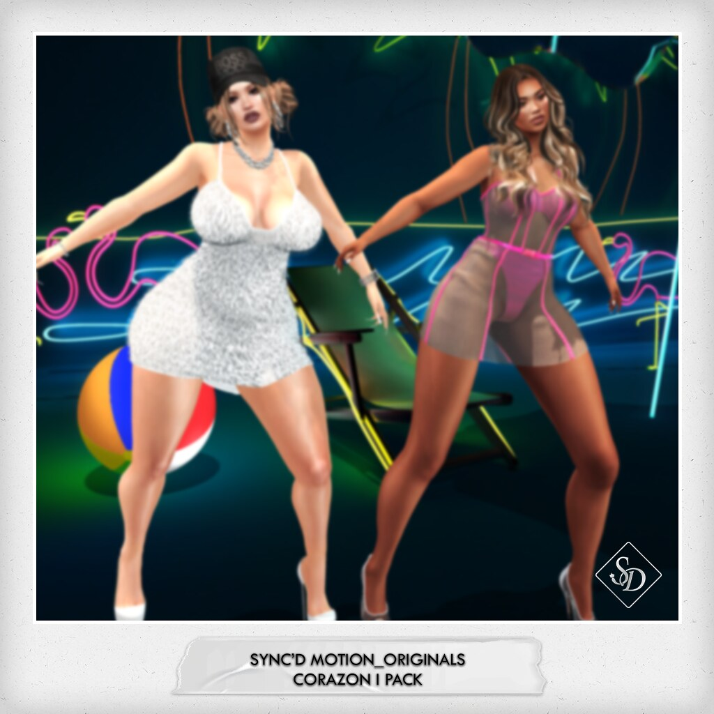Sync'D Motion__Originals - Corazon I