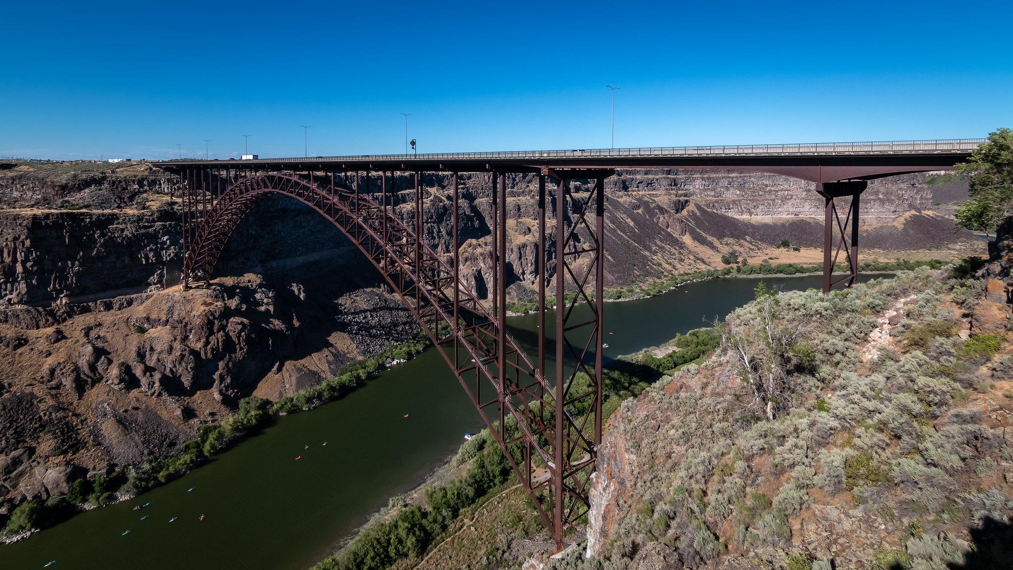 Twin Falls - Idaho - [USA]