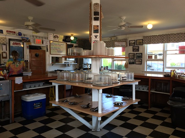 Holiday Snack Bar - Beach Haven NJ LBI Retro Roadmap
