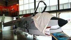 Vought F8U-1P RF-8G Crusader in Dallas