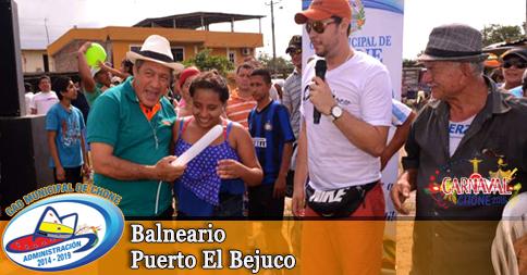Balneario Puerto El Bejuco
