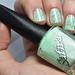 Esmaltação das corujas: Esmalte de balaio!