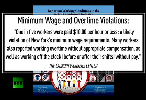 Chris Hedges: The Exploitation of Laundry Workers