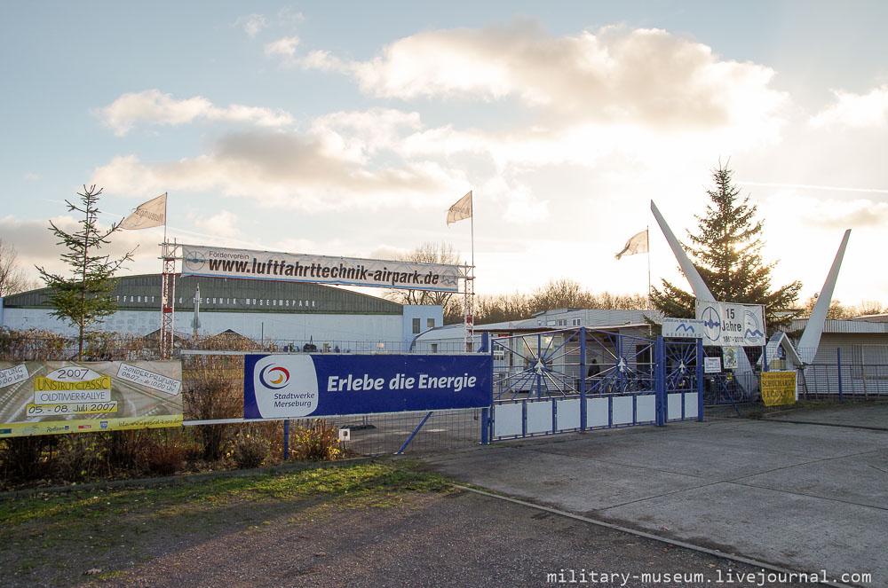 Luftfahrt- und Technikmuseum Merseburg-284