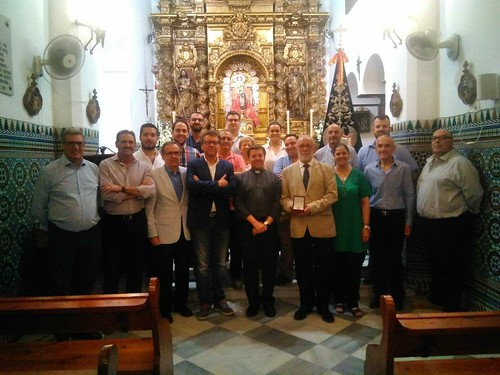 Santa Ana cultos y procesión estrenos