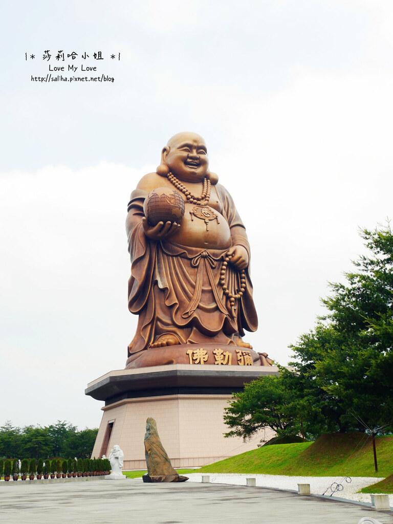 新竹一日遊景點推薦大自然文化世界 彌勒佛