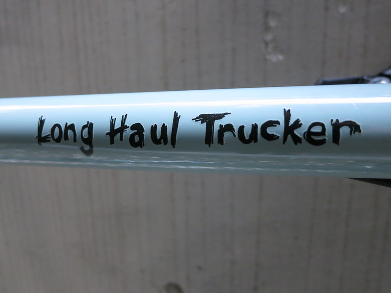 SURLY Long Haul Trucker Nice Rack Logo 2