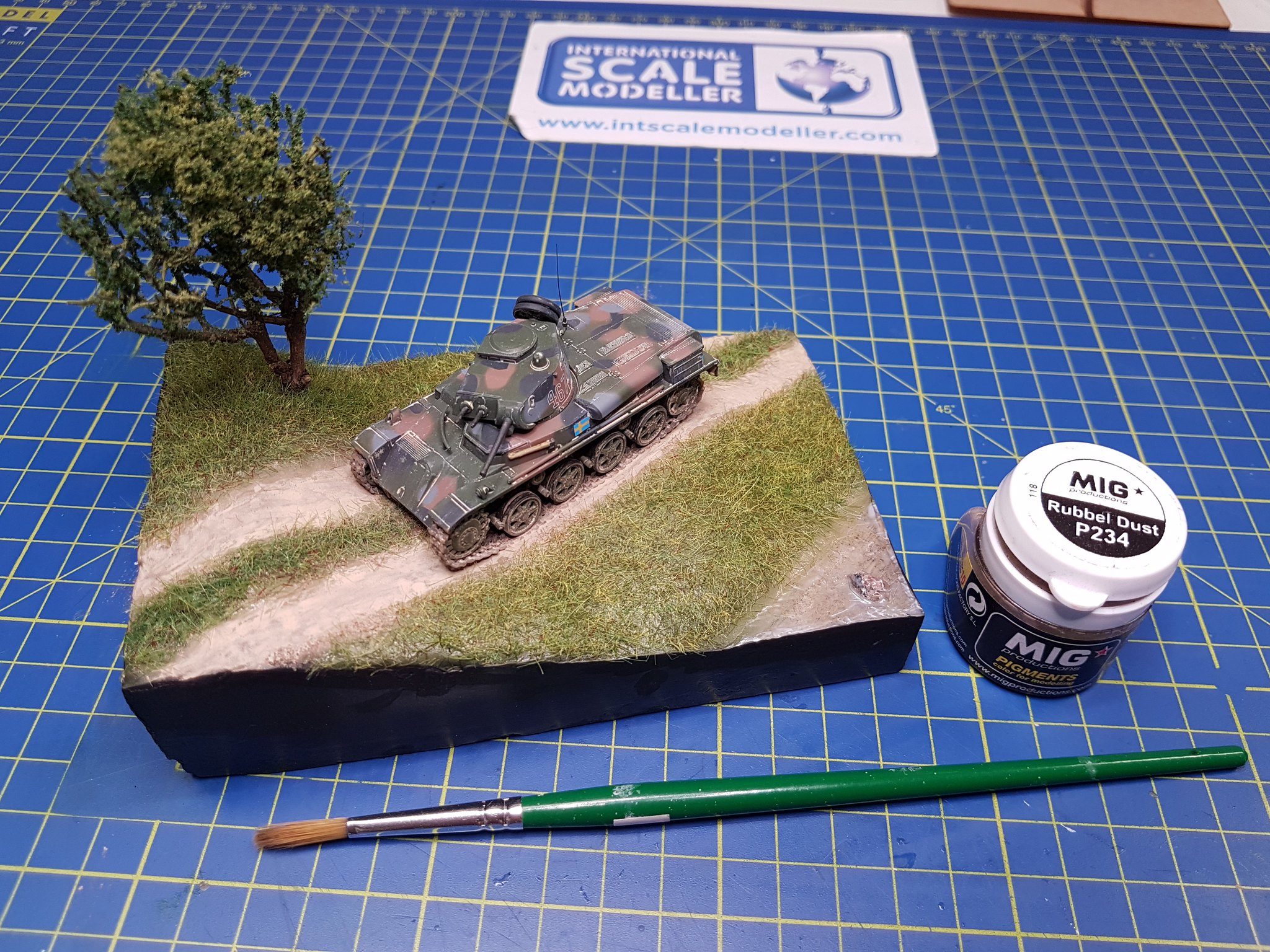 IBG Models 1/72 Stridsvagn m/40L Swedish Light Tank - Sida 3 43604218832_c7bb904492_k