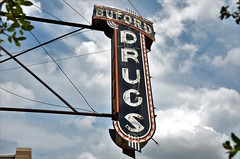 Texas, Terrell, Buford Drugs