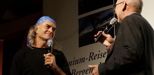 Ernst Vogt im Gespräch mit Heinz Zak