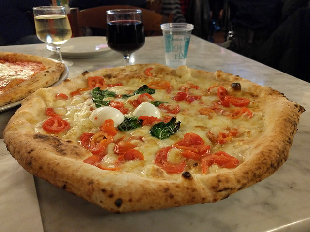 pizza @ Pizzeria I Decumani