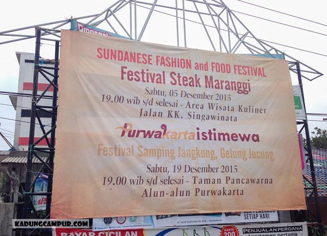 festival steak maranggi purwakarta banner - kadungcampur
