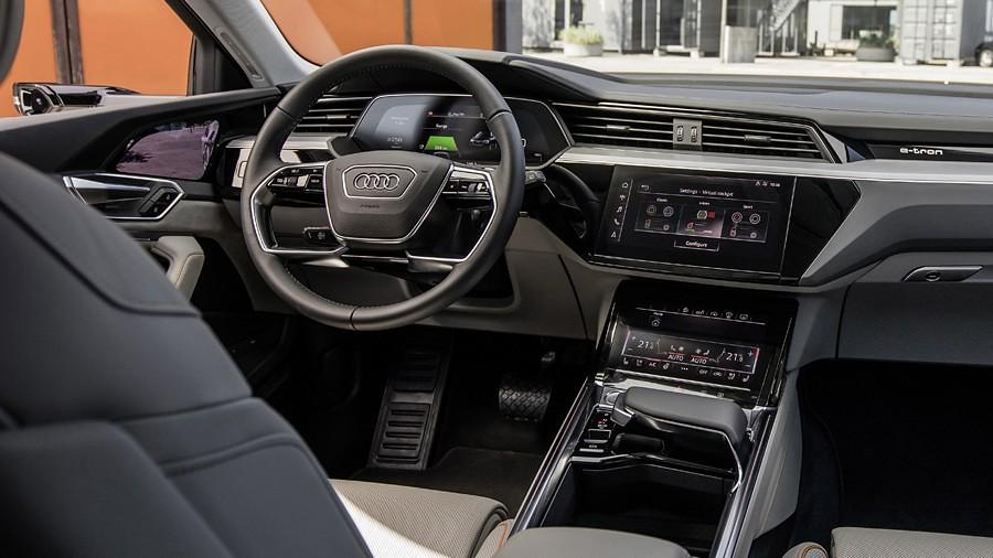 Audi e-tron vnatresnost 8