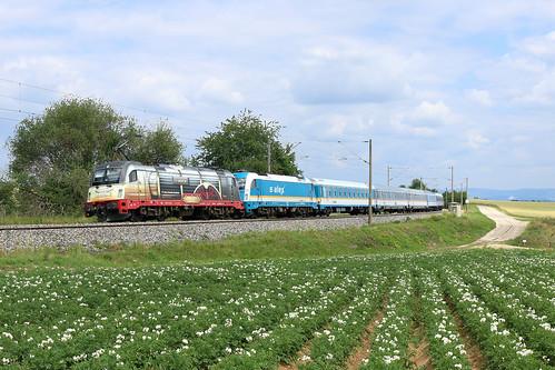 26-06-2018 | DLB 183 001, Alteglofsheim
