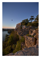 Lake Minnewaska, New Paltz, New York
