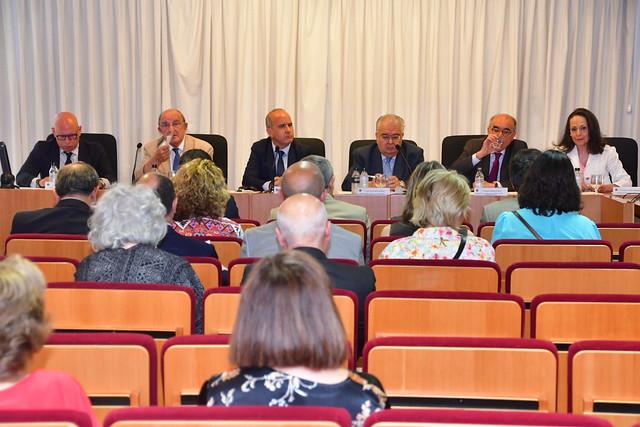 Homenaje de la UNED a la Constitución Española en su 40º Aniversario (26/06/18)