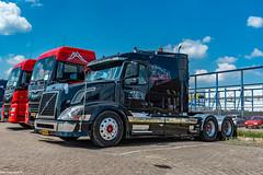 Nice Volvo VN @ Cevorden-Holland .