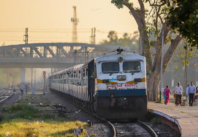 22471 Bikaner Intercity Express