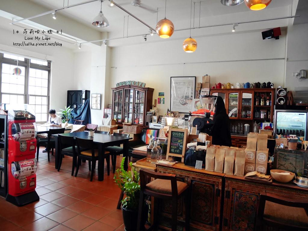 台北迪化街老屋爐鍋咖啡 Luguo Cafe小藝埕artyard (5)