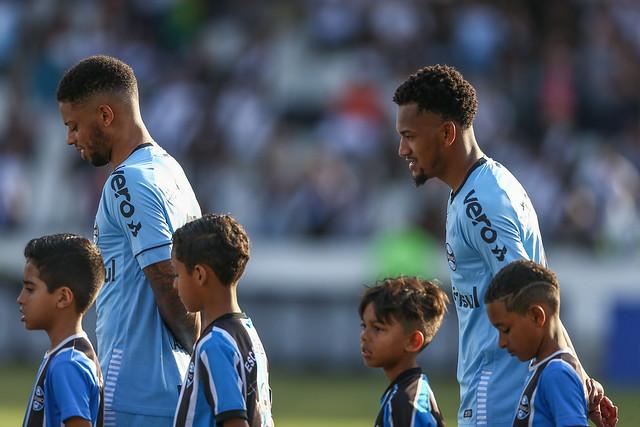 Vasco x Grêmio 22/07/18