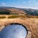 Hayfield from Lantern Pike, Derbyshire Peak District