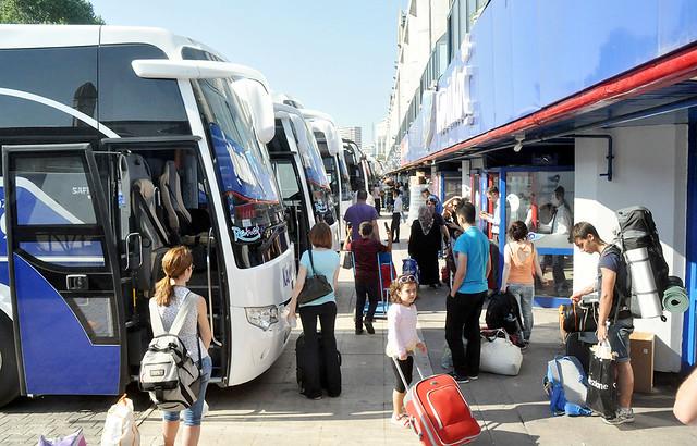 Yabancı turist sayısı arttı