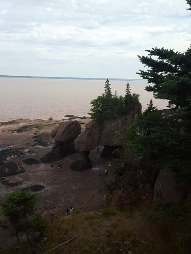 Hopewell Rocks. From Eight Surprising Delights Around Canada's Bay of Fundy
