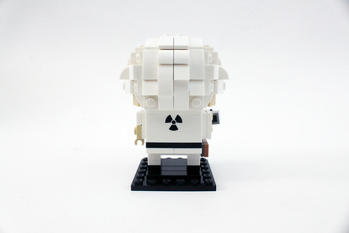 LEGO BrickHeadz Back to the Future Marty McFly & Doc Brown (41611)