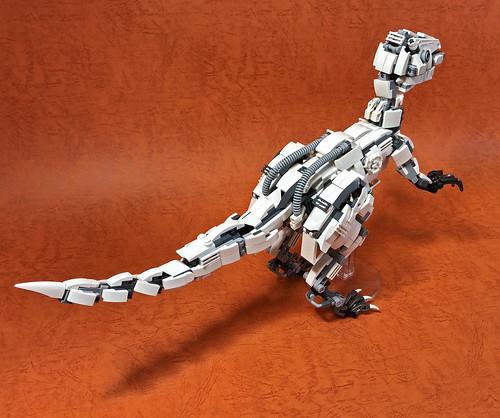 LEGO Mecha Velociraptor-06