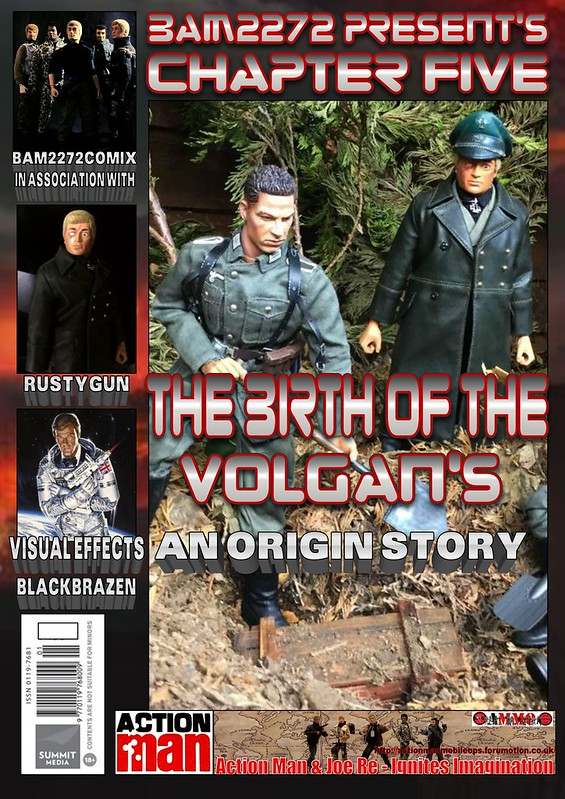 Bamcomix - An old face returns - Chapter Five - the Birth Of The Volgans! 39753571740_7c76c83941_c