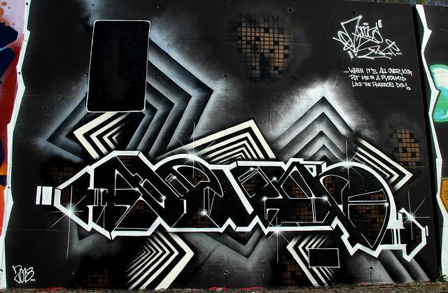 graffiti and streetart in Hamburg