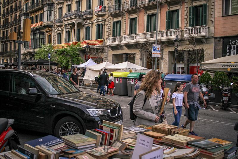 Sant Jordi Barcelona