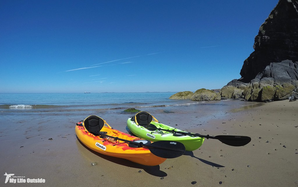 GOPR0328 - Paddle from St Brides to Martin's Haven