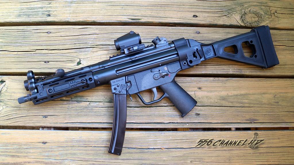 Bought a PTR 9CT    - AR15 COM