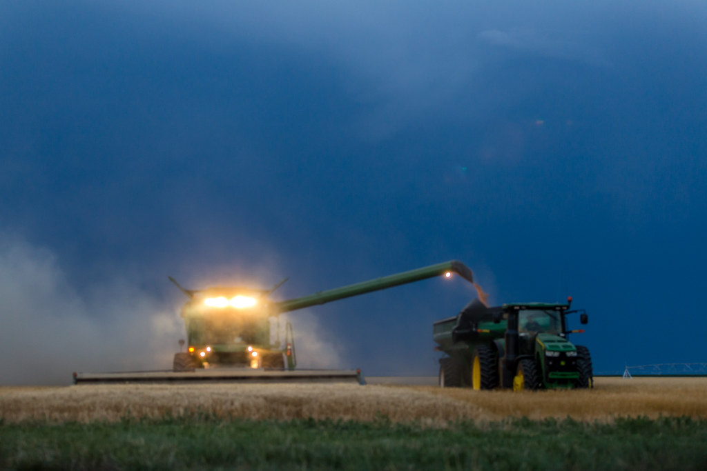 High Plains Harvesting 2018