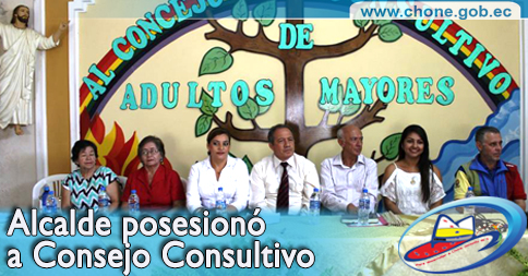 Alcalde posesionó a Consejo Consultivo