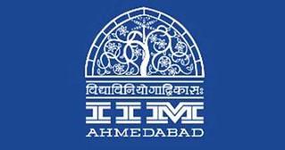IIM Ahmedabad logo