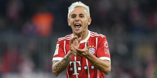 Rafinha yakin akan pembaharuan Bayern saat kontrak berjalan