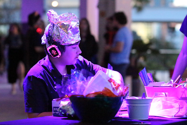 PAMM Free Second Saturdays: Space Prom