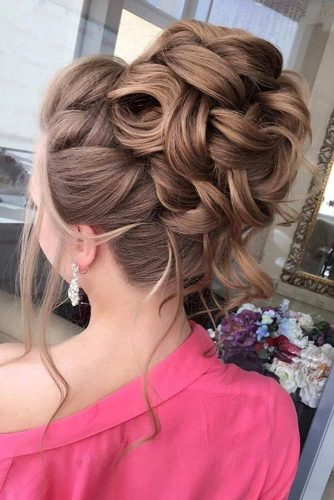TRENDY WEDDING UPDOS For Super Bride -Long Hairstyles 5