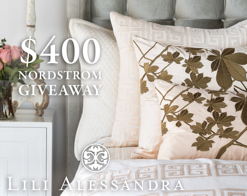 Lili Alessandra Nordstrom Anniversary Sale Giveaway