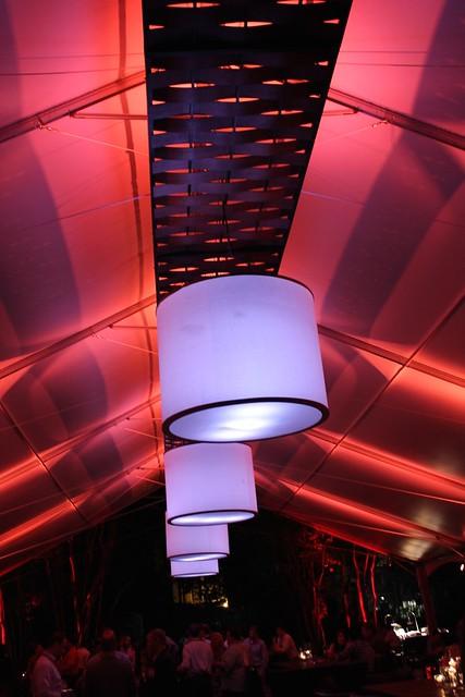 Custom Fabric Lanterns