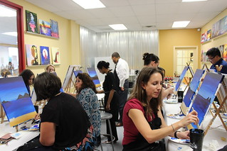 Painting with a Twist May Social