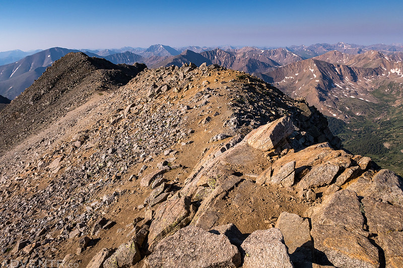 Mount Massive Summit