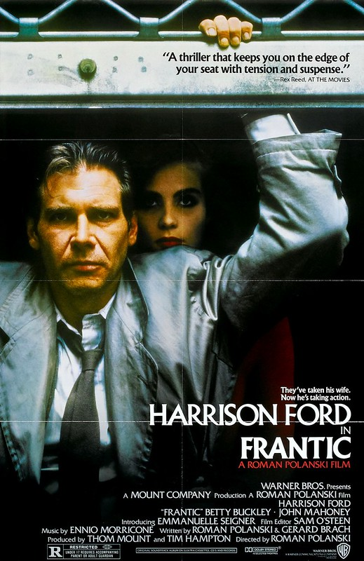 Frantic - Poster 1