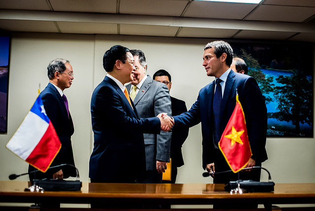 Comisión de Libre Comercio Chile-Vietnam