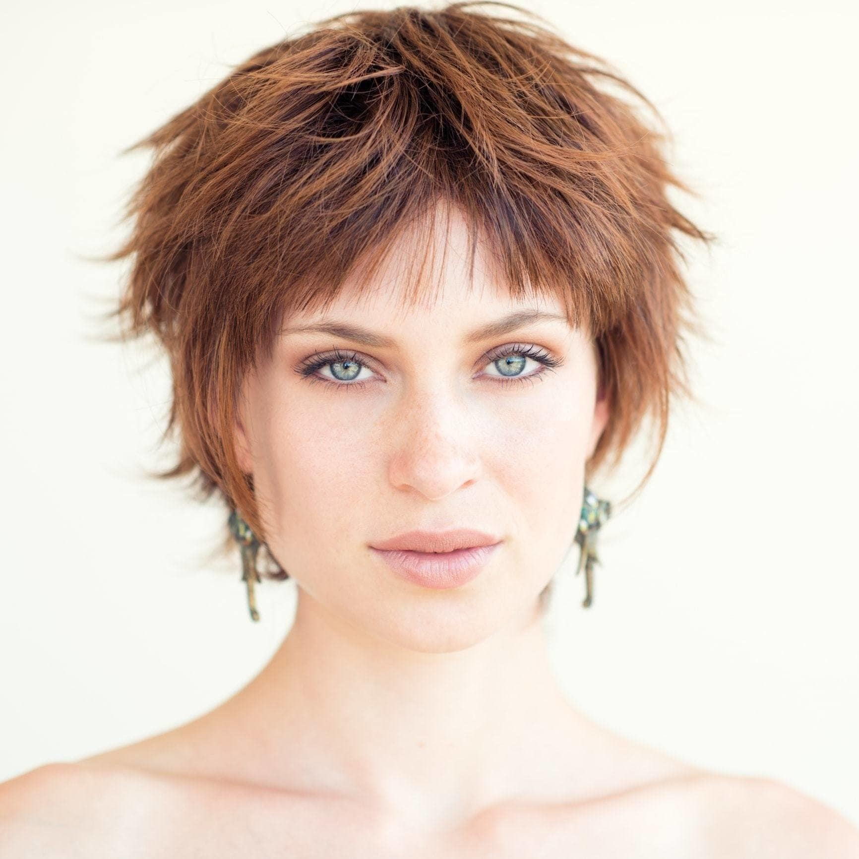 Wear Layered Haircuts for Thick Hair -This New Ways And Easy 2