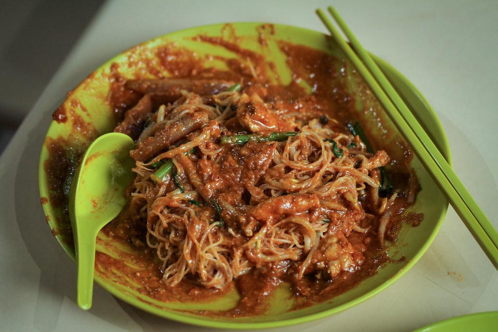 Sin Chew Satay Bee Hoon Satay Bee Hoon (Mixed)